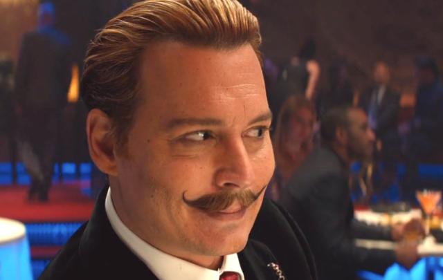 Mortdecai (2015), Johnny Depp