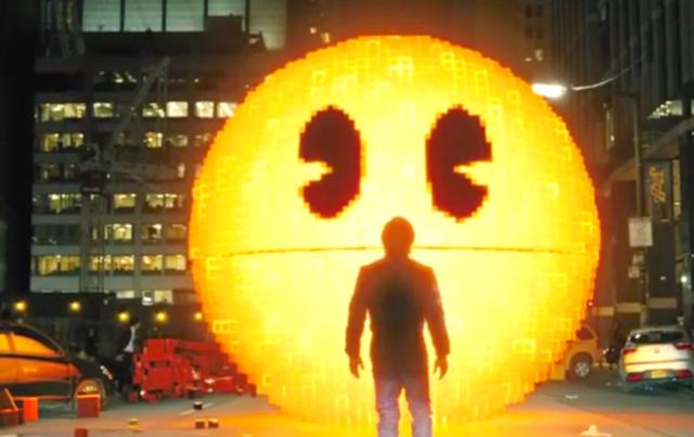 Pixels (2015) Pac-Man, Toru Iwatani