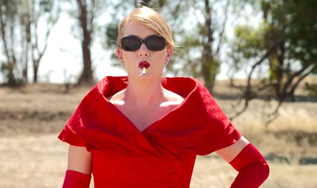 The Dressmaker (2015), Kate Winslet