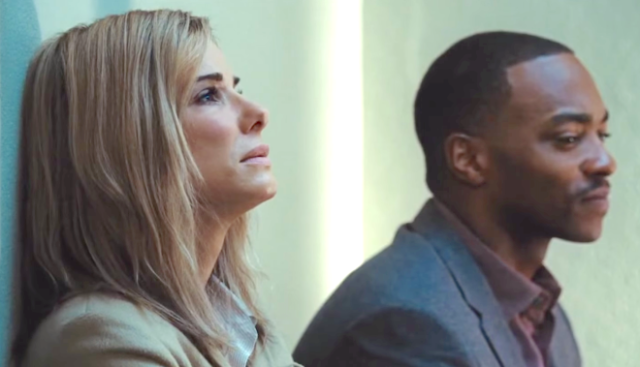 Our Brand Is Crisis (2015), Sandra Bullock, Anthony Mackie